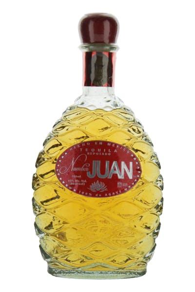Number Juan Tequila Reposado