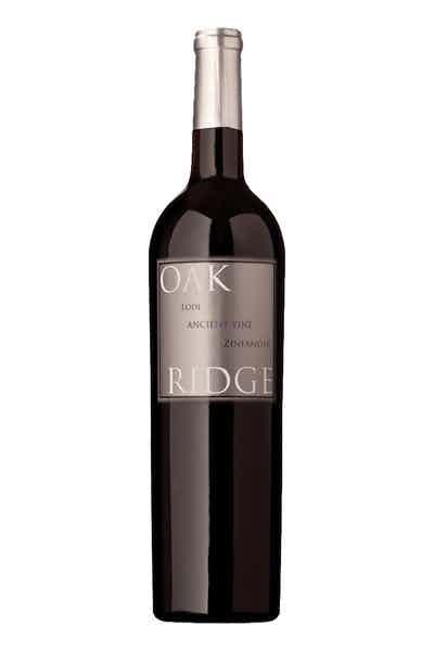 Oak Ridge Zinfandel Lodi Av