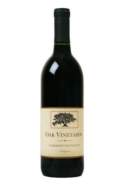 Oak Vineyards Cabernet Sauvignon 2012