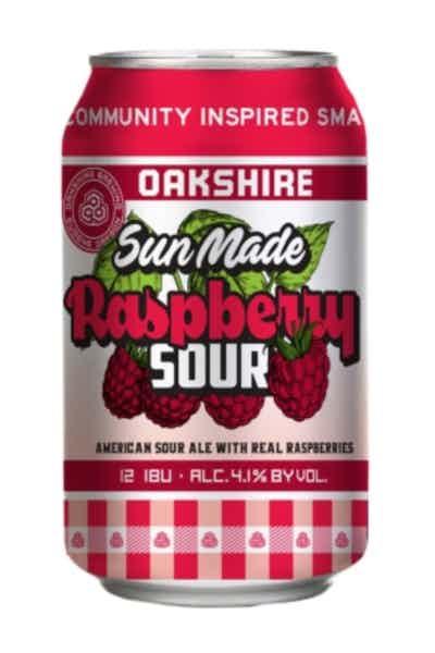 Oakshire Sun Made Raspberry