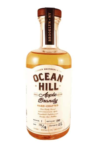 Ocean Hill Apple Brandy