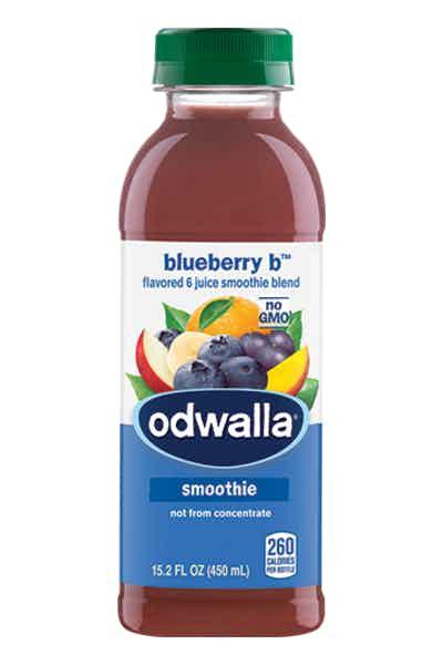 Odwalla Blueberry Monster