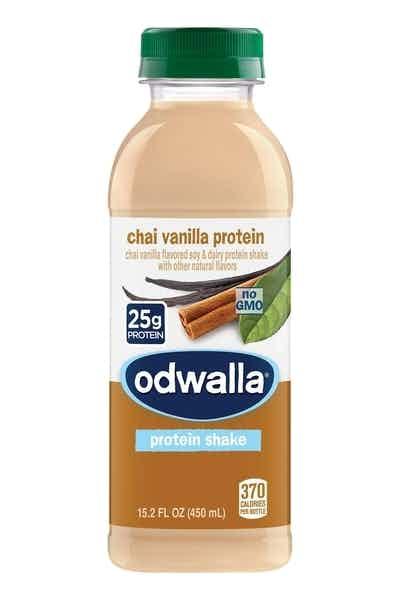 Odwalla Chai Vanilla Protein