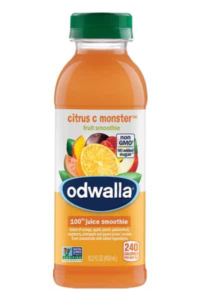 Odwalla Citrus C Monster