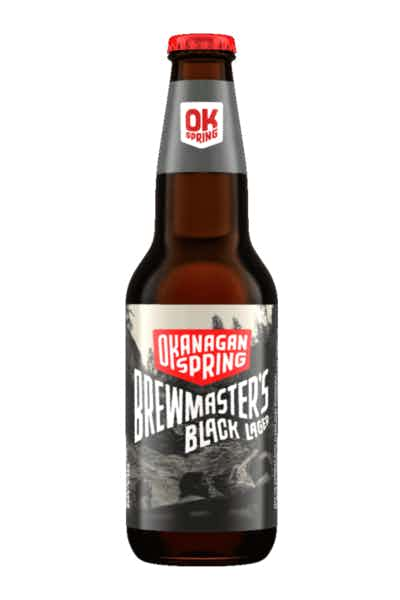 Okanagan Spring Brewmasters Black Lager