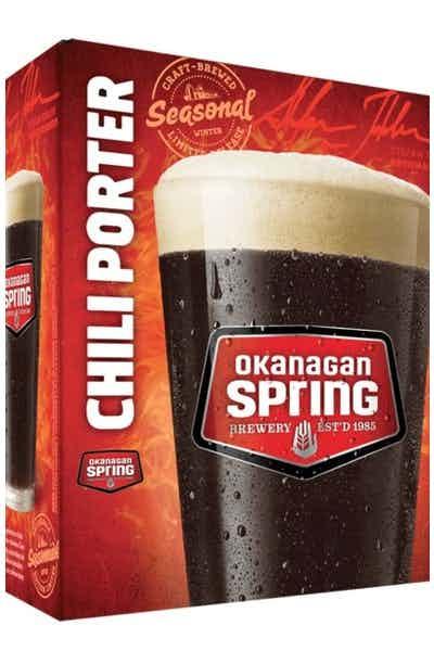 Okanagan Spring Chili Porter
