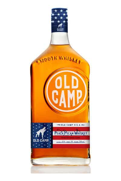 Old Camp Peach Pecan Whiskey - Patriot Pack