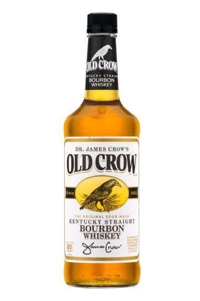 Old Crow Bourbon Whiskey