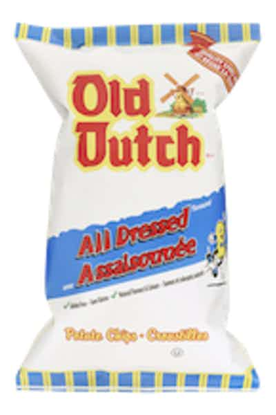 Old Dutch All Dressed Chips