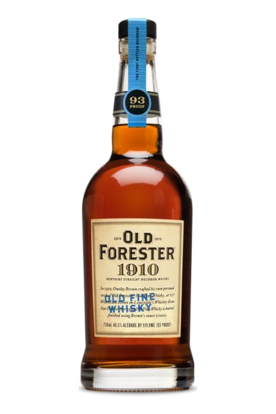 Old Forester 1910 Old Fine Whisky