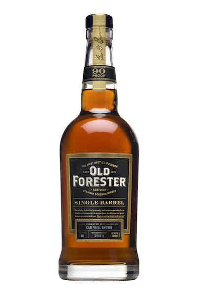 Old Forester Single Barrel Select