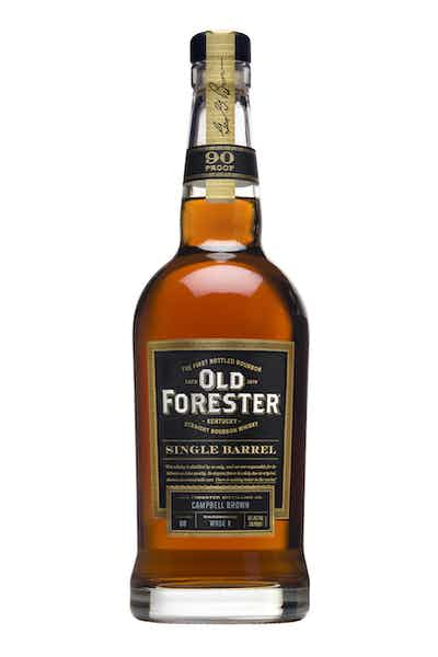 Old Forester Single Barrel Select