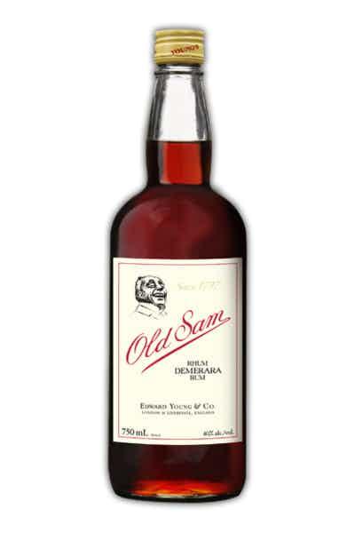Old Sam Demerara Rum
