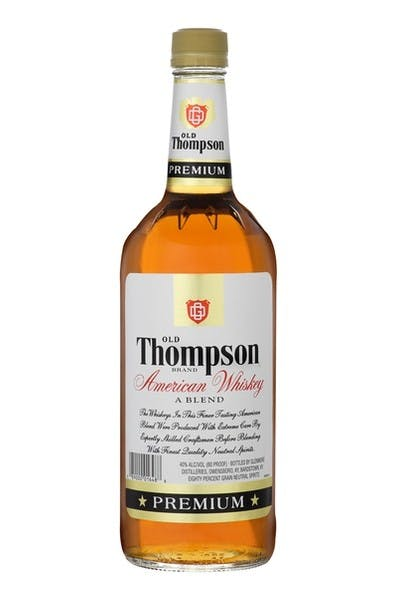 Old Thompson Whiskey