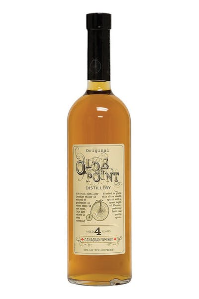 Olde Point Canadian Whisky