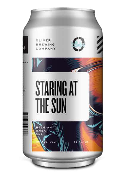 Oliver Brewing Staring At The Sun