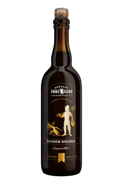 Ommegang Shadow Brewer Stout