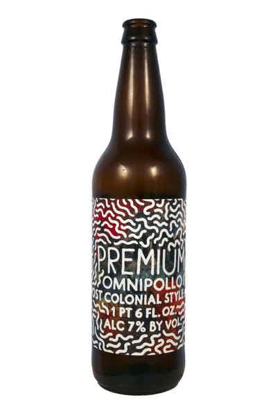 Omnipollo Remix Post Colonial Ale