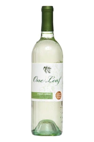 One Leaf Pinot Grigio