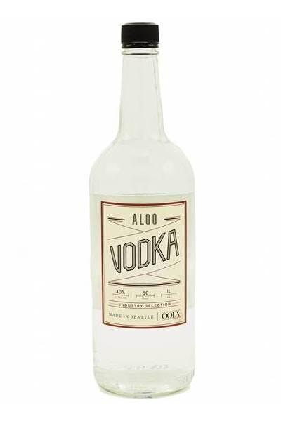 """Oola Vodka """"Aloo"""""""