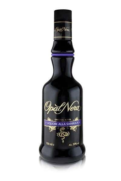 Opal Nera Original Black Liqueur Alla Sambuca