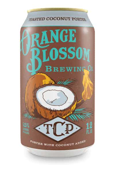 Orange Blossom Toasted Coconut Porter