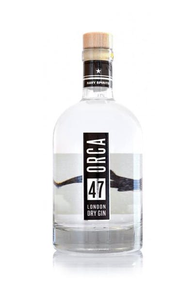 Orcas Island Barrel Rested Gin