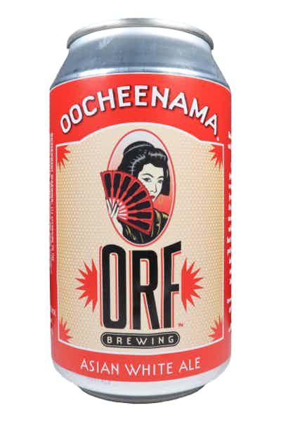 Orf Oocheenama Asian White Ale