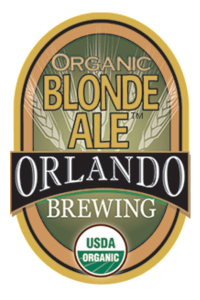 Orlando Brewing Blonde Ale