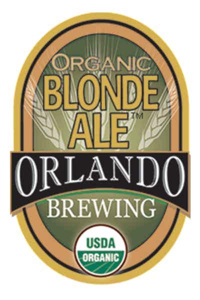 Orlando Brewing Blonde Ale