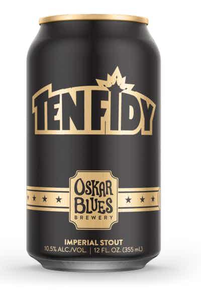 Oskar Blues Ten Fidy Imperial Stout