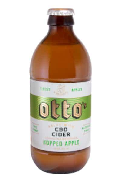 Otto's CBD Hopped Apple Cider