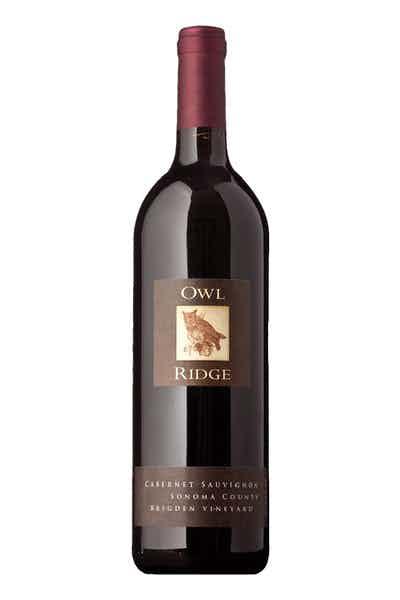 Owl Ridge Cabernet Brigden Sonoma County