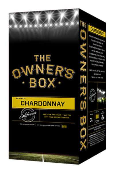 Owner's Box Chardonnay