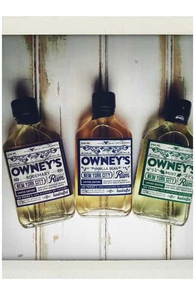 Owney's White Rum Rosemary