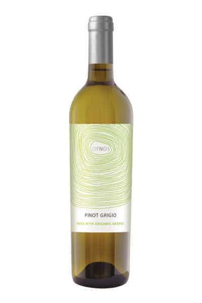 Oynos Organic Pinot Grigio
