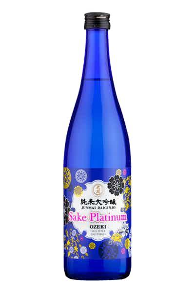 Ozeki Sake Platinum