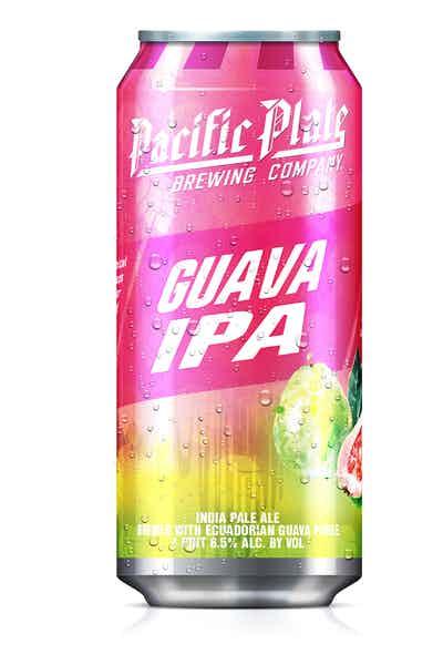 Pacific Plate Guava IPA