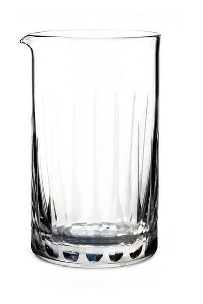 Paddle Mixing Glass