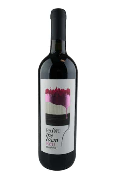 Paint The Town Red Primitivo