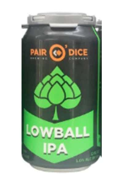 Pair O Dice Lowball Session IPA
