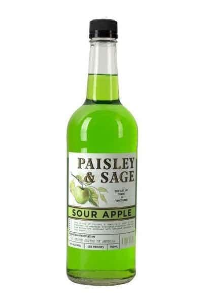 Paisley & Sage Sour Apple