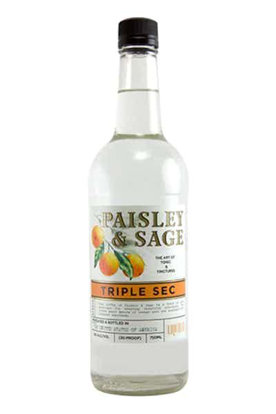 Paisley & Sage Triple Sec
