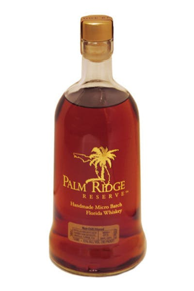 Palm Ridge Whiskey Reserve