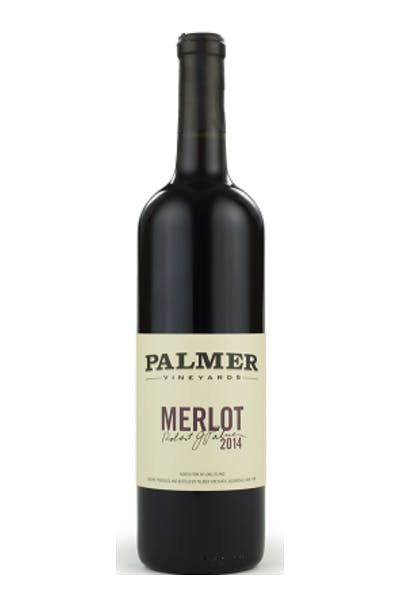 Palmer Merlot