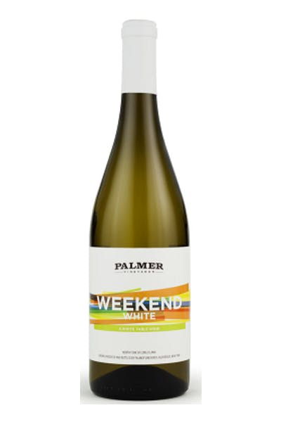 Palmer Weekend White