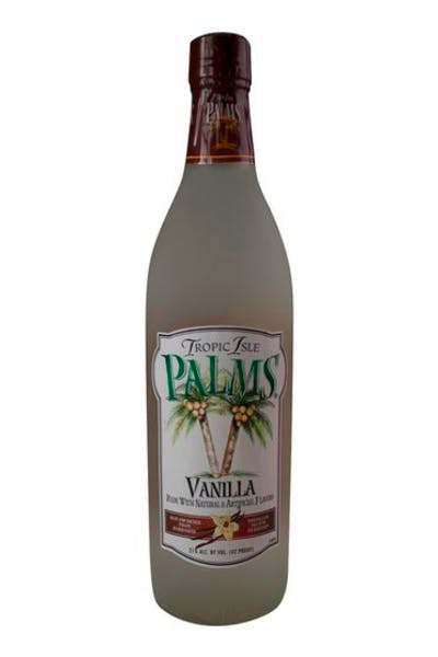 Palms Vanilla Rum