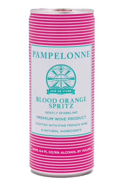 Pampelonne Blood Orange Spritz