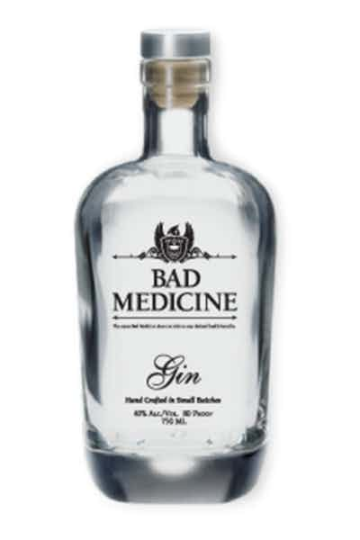 Panther Bad Medicine Gin