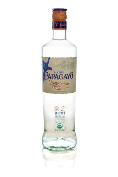 Papagayo Platinum Rum